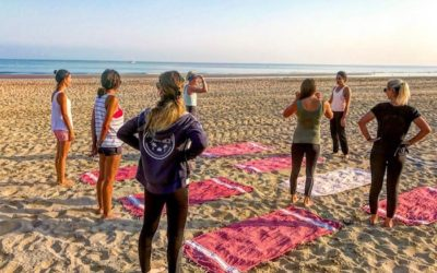Yoga au Sunset Beach – 07.18