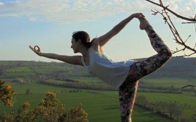 Yoga au Domaine le Coq Enchanté